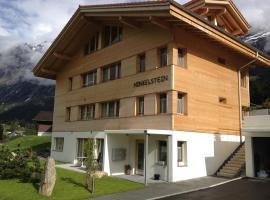 Chalet Hinkelstein, Grindelwald