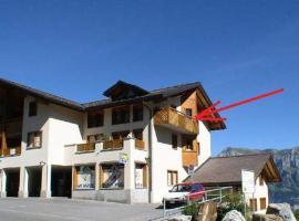Tannenbodenwiese Dachwohnung, Flumserberg