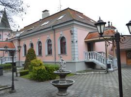 Penzion Tornyos, Šamorín