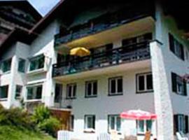 Gästehaus Sonnenhang, Hirschegg
