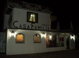 Hostal Casa Familia, Santa Cruz