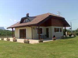 Villa Bordbar, Saint-Paul-en-Chablais