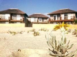 Casas de la Playa, La Pedrera