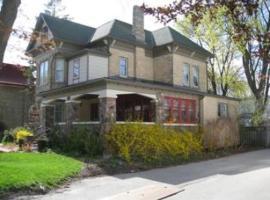 Frederick Street Inn, Kitchener