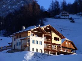 Apartments Serghela, San Cassiano