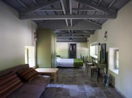 Chalantra Residence, Skála Eresoú