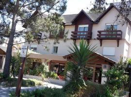 Hotel Sardegna, Pinamar