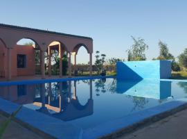 Villa Roussa, Oulad Jellal
