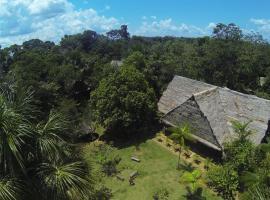 Amazonas Sinchicuy Lodge, Santa Cruz