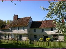 Poplars Farmhouse B&B, Stoke by Nayland