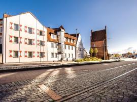 Hotel Am Alten Hafen, Wismar