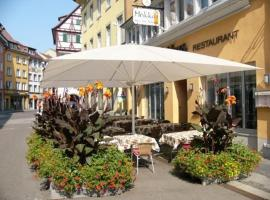 Hotel-Café & Restaurant Mokkas, Überlingen
