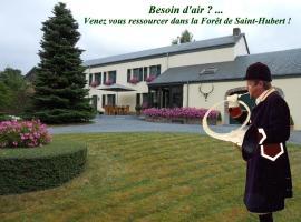 Le Bien-Aller des Perêts, Saint-Hubert