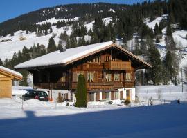 Casa Antica, Gstaad