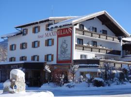 Hotel Maximilian, Reutte