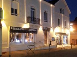 Hôtel de Nantes, La Bernerie-en-Retz