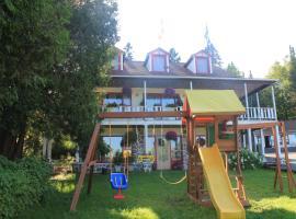 Motel Des Pays D'En Haut, Val-David
