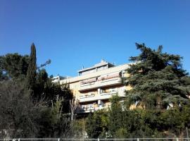 Vitalini Attic Apartment, Rome