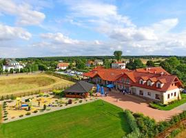Hotel Dwór Choiny, Kazimierzówka