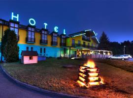 Hotel Sloup, Soběslav