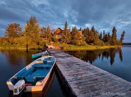 Eagle's Nest Resort, Anahim Lake