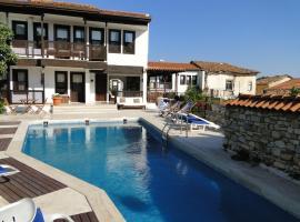 빌라 코낙 호텔