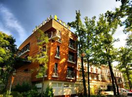 Hotel Moscicki Resort & Conference, Spała