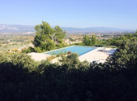 Provence Aix Coteaux, Alleins