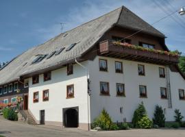 Gasthaus Pension Zum Löwen, Grafenhausen
