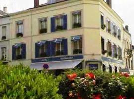 Hôtel De La Cloche, Epernė