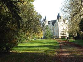 Chateau de l'Oseraie, Chemiré-sur-Sarthe