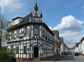 Hotel Tenne, Viernheim