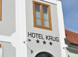 克魯格酒店, 岡姆波爾茨基爾興