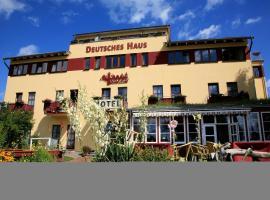 Hotel Deutsches Haus, Wustrow