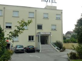 Hotel de l'Europe, Pierre-Bénite