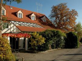 Hotel Engel, Улм
