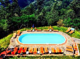 Villa Eleonora, Piteglio