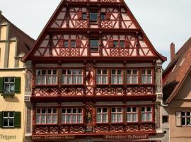 Hotel Deutsches Haus, Dinkelsbühl