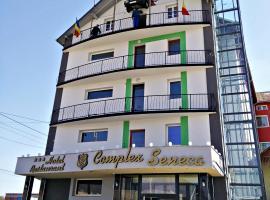 Hotel Seneca, Baia Mare