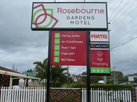 Rosebourne Gardens Motel, Woolgoolga