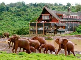 The Ark Lodge, Nyeri