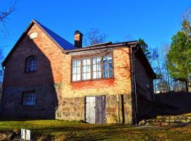 Marston Hill, Mullsjö
