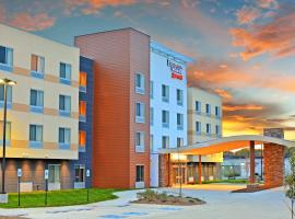 Fairfield Inn Suites By Marriott Omaha Northwest 3 Star Hotel