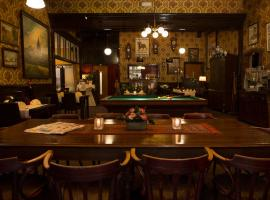 Hotel Restaurant Sevenster, Delden
