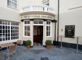 The Wyndham Arms-Wetherspoon, Bridgend