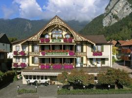 Post Hardermannli, Interlaken