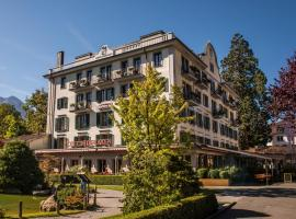 Hotel Interlaken, Interlaken