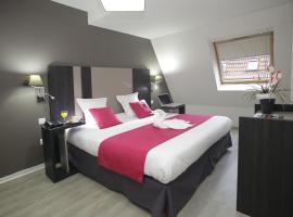Appart'Hotel Odalys Green Marsh, Estrasburgo