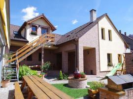 Ubytování a apartmány Sluníčko, Lomnice nad Lužnicí