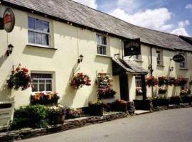 The White Hart Hotel, Liskeard